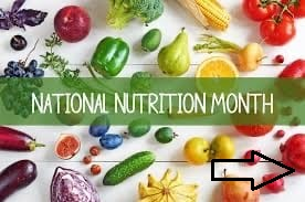 National Nutrition Month: Ask The RD A Question
